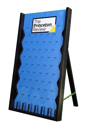 "36"" Custom Plinko Board"