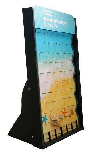 "36"" Lightweight Plinko Board"